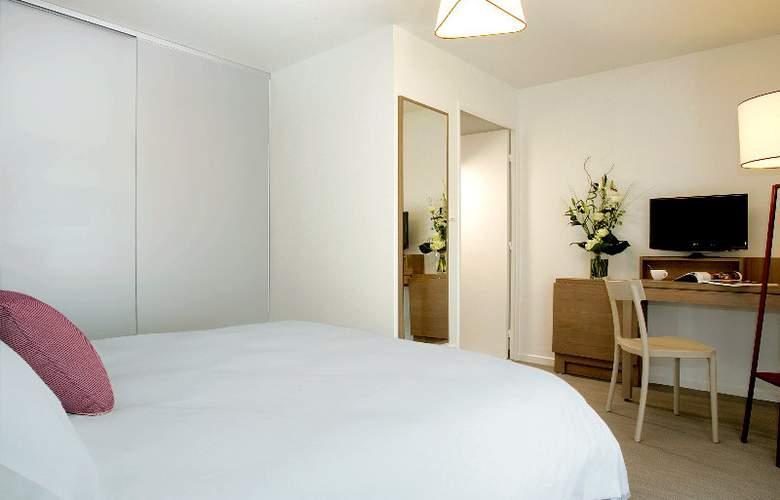 Appart Hotel Quimper - Hotel - 3