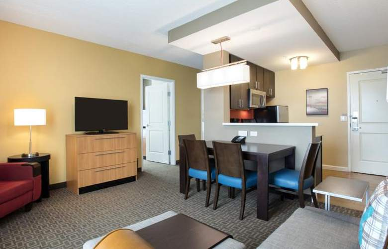 TownePlace Suites by Marriott Orlando at Flamingo Crossings/Western Entrance - Room - 10