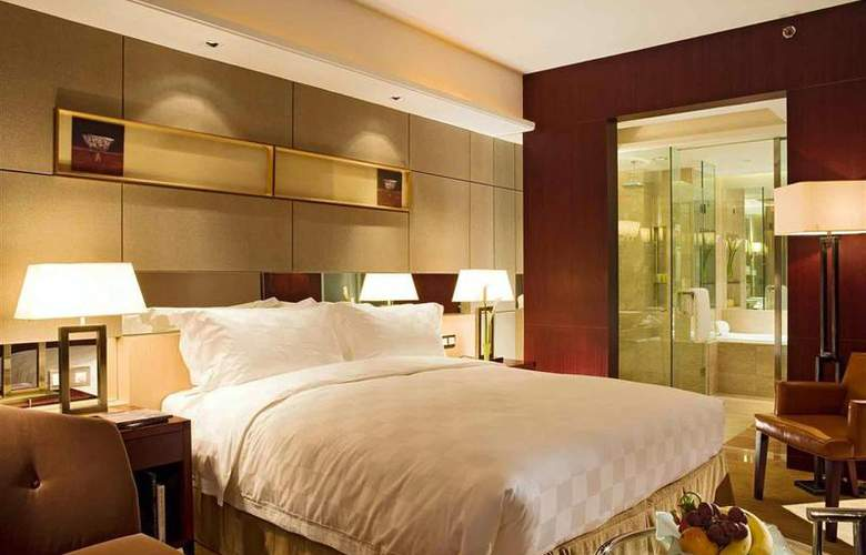 Sofitel Nanjing Galaxy Suning - Room - 1