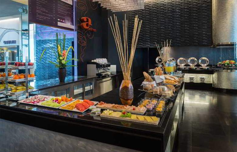 Radisson Suites Bangkok Sukhumvit - Restaurant - 20