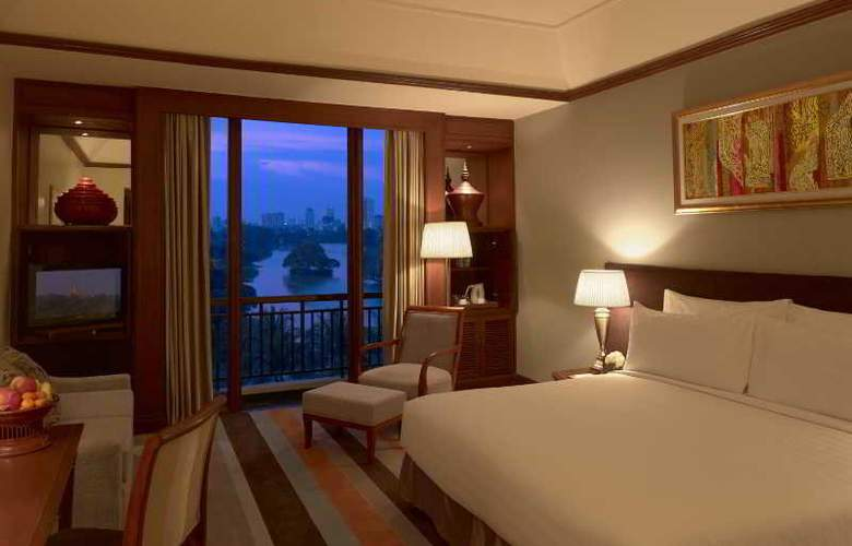 Chatrium Royal Lake Yangon - Room - 22