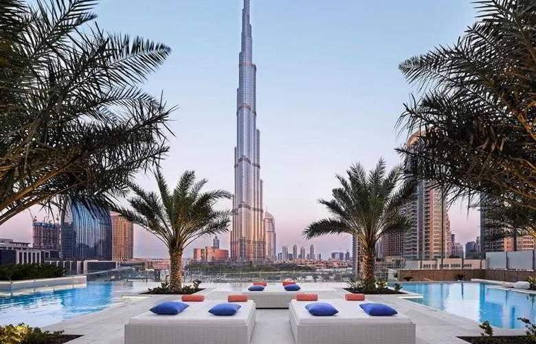 Sofitel Dubai Downtown - Hotel - 37