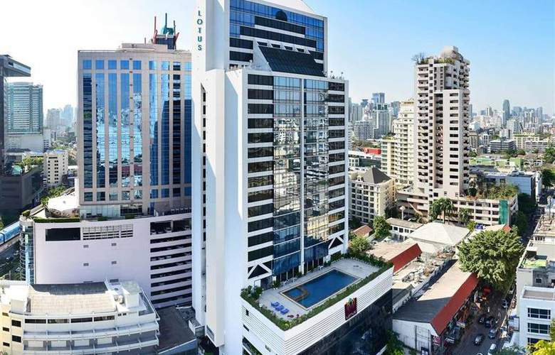 Bangkok Hotel Lotus Sukhumvit - Hotel - 26