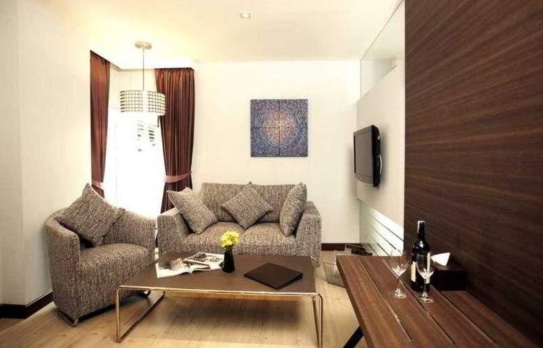 S Sukhumvit Suites Hotel - Room - 8