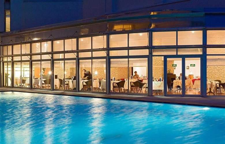 Sofitel Biarritz le Miramar Thalassa Sea & Spa - Restaurant - 65
