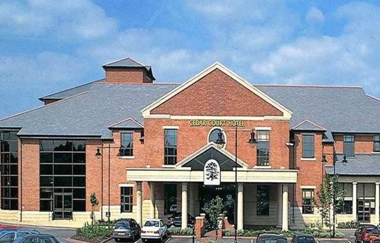 Clarion Cedar Court Leeds Bradford - Hotel - 0