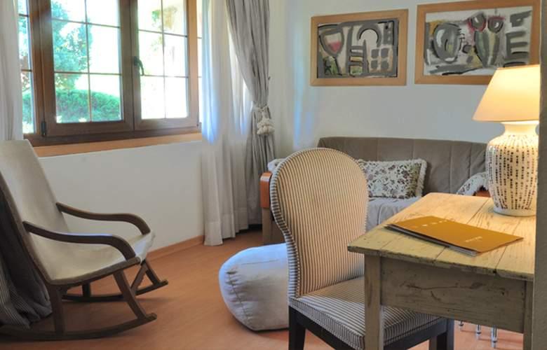 Hotel Palacio Torre de Ruesga - Room - 7