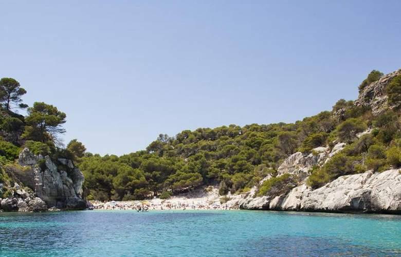 Ilunion Menorca - Beach - 16