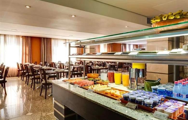 Mercure Apartments Belo Horizonte Lourdes - Restaurant - 59