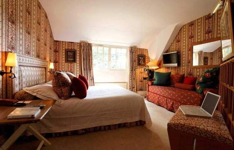 Relais and Chateaux Cazaudehore - Room - 6