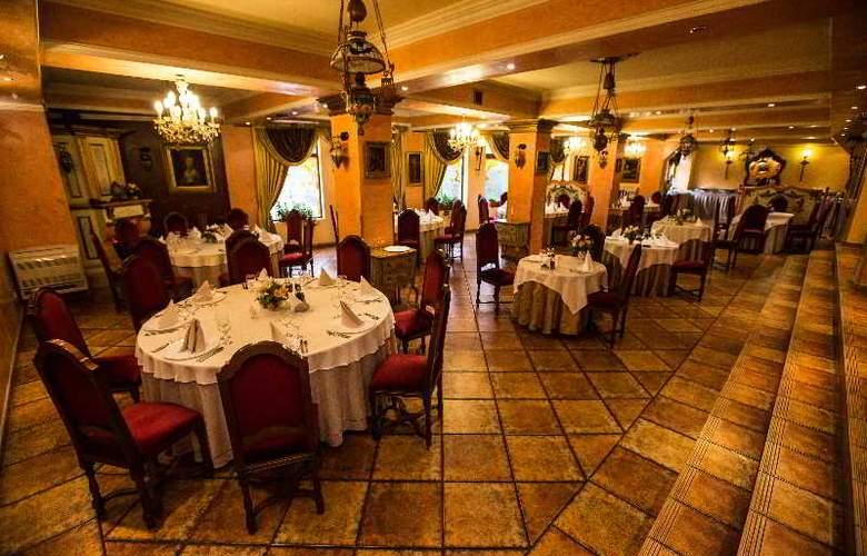 Best Western Ambassador - Restaurant - 10