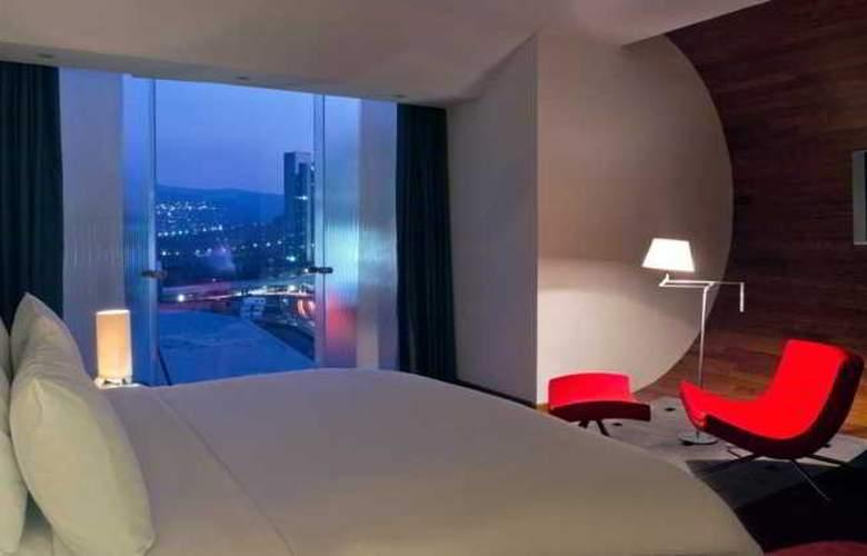 DoubleTree by Hilton Hotel México City Santa Fe - Room - 24