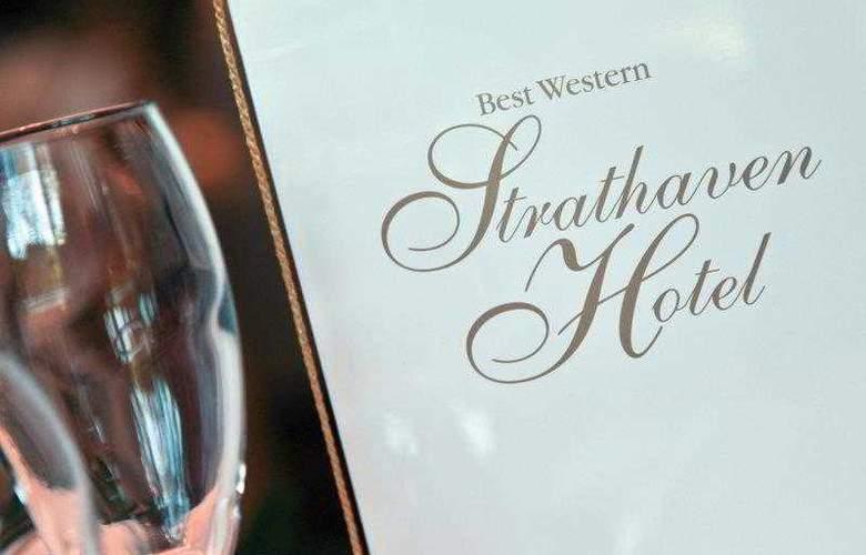 Best Western Strathaven Hotel - Hotel - 20