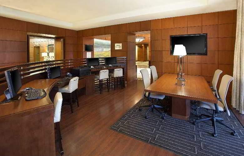 Sheraton Suites Houston near the Galleria - Hotel - 21