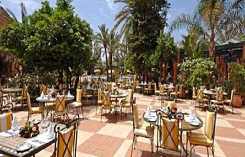 Mansour Eddahbi & Palais des Congres - Terrace - 9