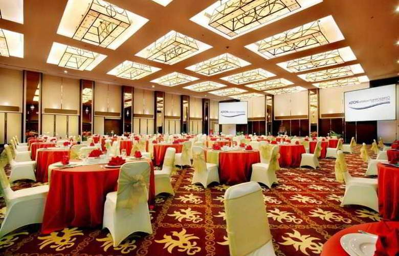 Aston Imperium Purwokerto Hotel & Convention Center - Conference - 10