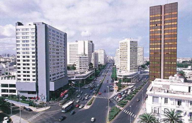 Sheraton Casablanca Hotel & Towers - Hotel - 12