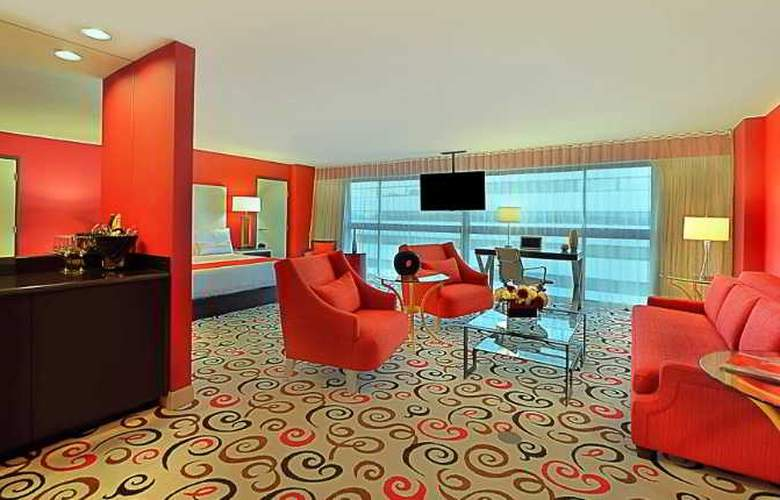 Downtown Grand Las Vegas - Room - 11