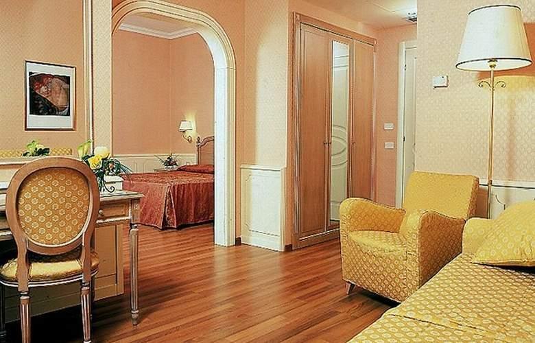 Parco Dei Principi - Room - 4
