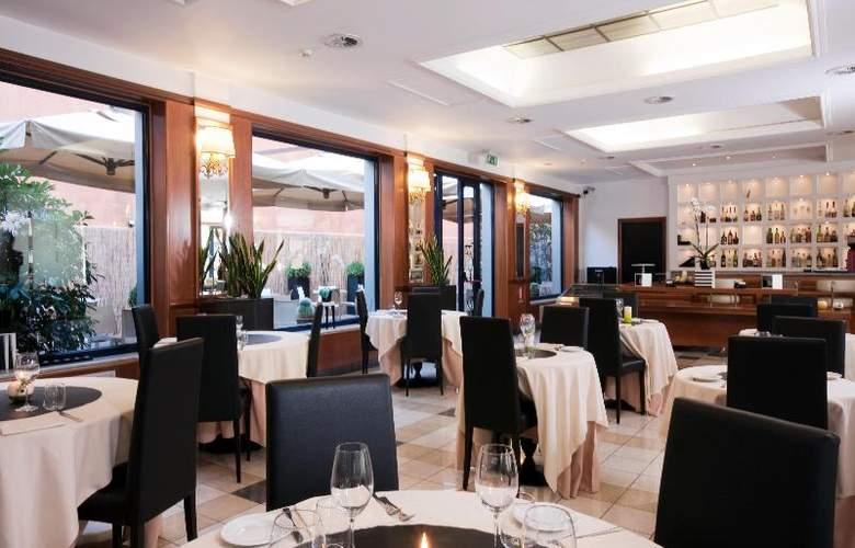 Grand Hotel Tiberio - Restaurant - 22