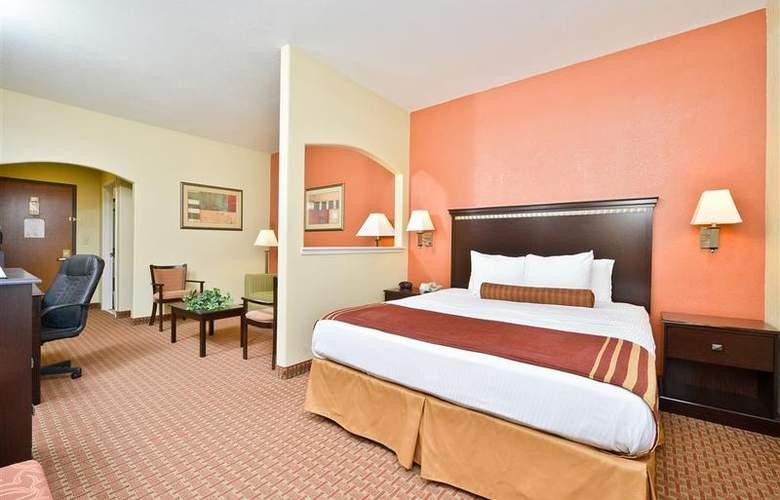 Best Western Greenspoint Inn and Suites - Room - 120