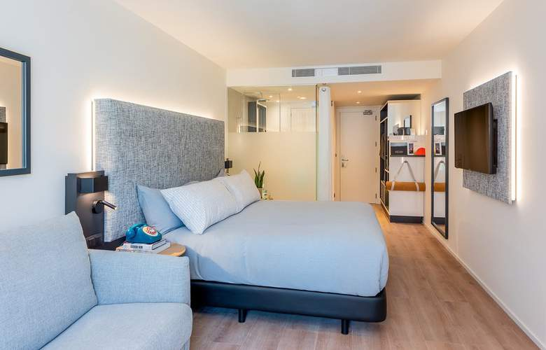 Innside Zaragoza - Room - 9