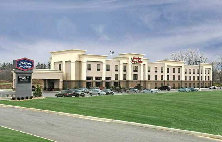 Hampton Inn & Suites Youngstown-Canfield - Hotel - 4