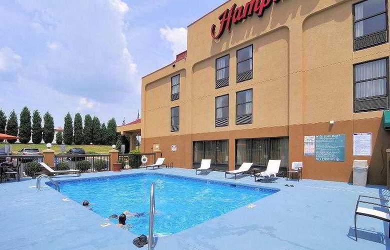 Hampton Inn Eden - Pool - 36