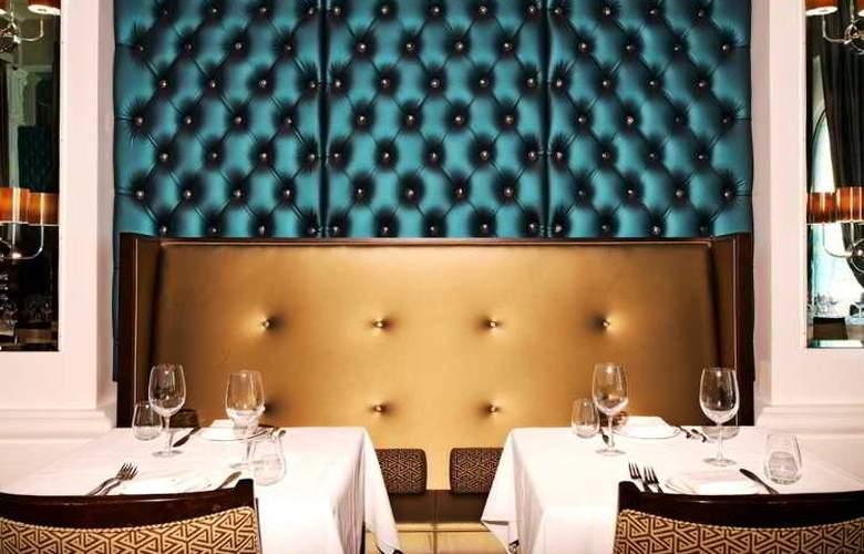 Padre Hotel - Restaurant - 4
