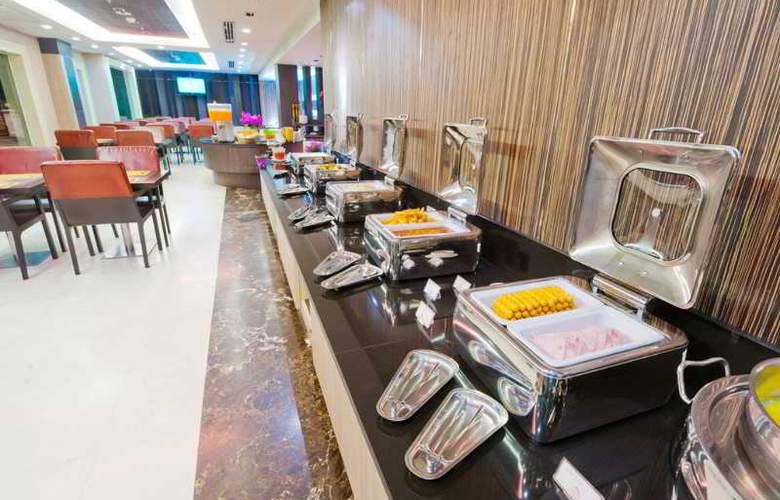 Kingston Suites - Restaurant - 16