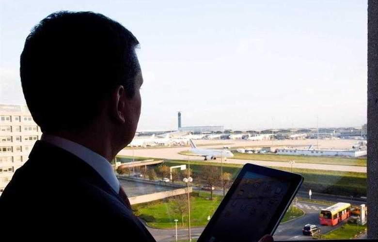 Novotel Paris Charles de Gaulle Airport - Hotel - 23