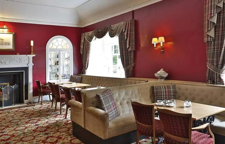 Best Western Strathaven Hotel - Restaurant - 66