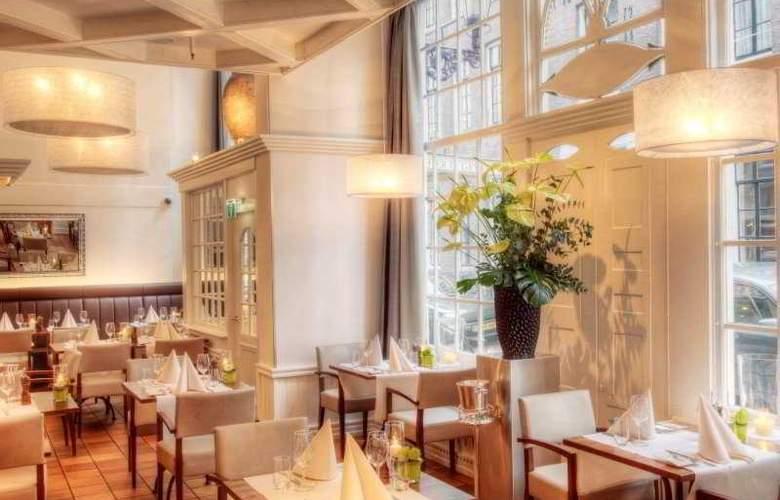Radisson Blu Amsterdam City Cente - Restaurant - 7