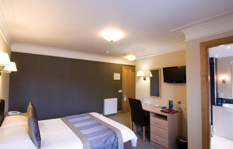 Best Western Burnett Arms - Room - 33