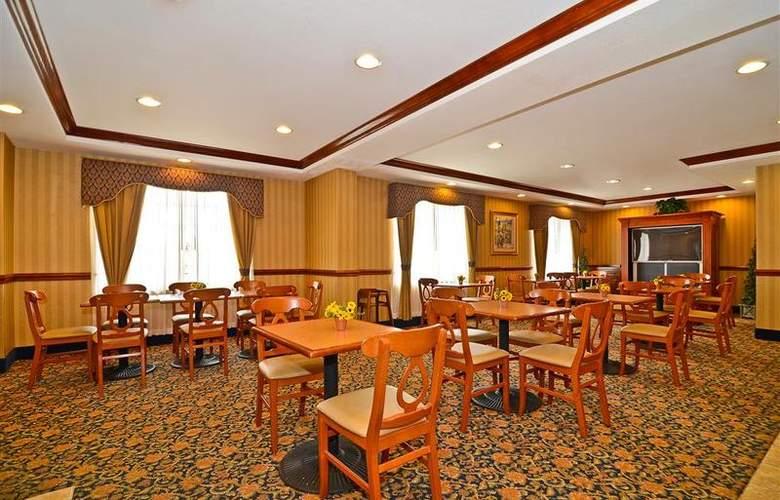 Best Western Executive Inn & Suites - Restaurant - 148
