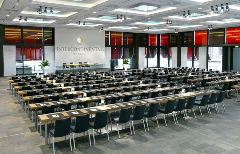 Intercontinental Berlin - Conference - 3
