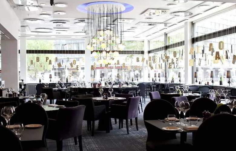Scandic Copenhagen - Restaurant - 17