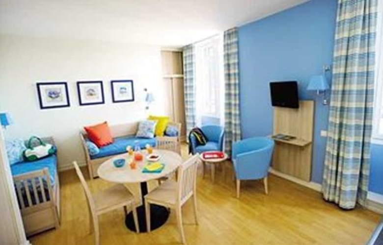 Residence Pierre et Vacances Le Castel Normand - Room - 1
