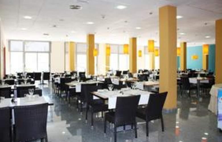 Apartamentos Alcocebre Suites 3000 - Restaurant - 4
