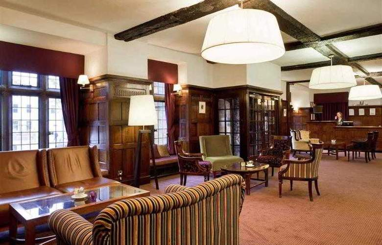 Mercure Banbury Whately Hall Hotel - Hotel - 33