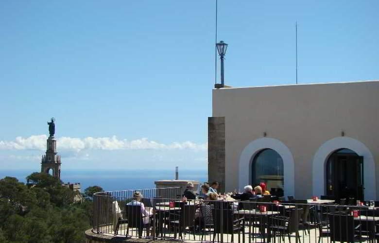 Petit Hotel Hostatgeria Sant Salvador - Terrace - 23