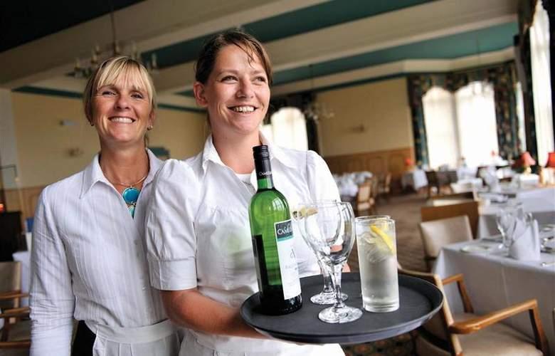 Best Western Bristol - Restaurant - 167