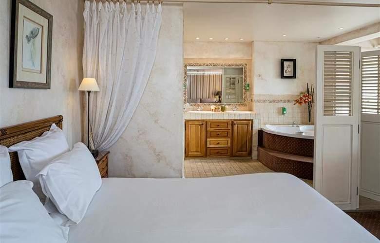 Best Western Hotel Montfleuri - Room - 85