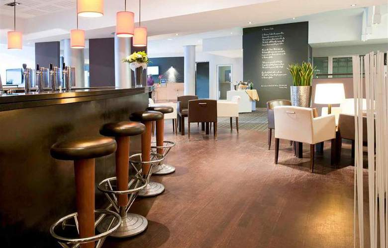 Novotel Ieper Centrum - Bar - 60