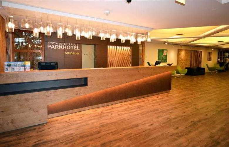 BEST WESTERN PLUS Parkhotel Brunauer - Hotel - 3