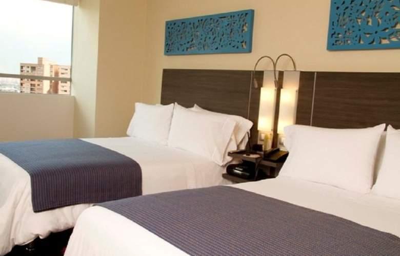 Hotel BH el poblado Medellin - Room - 7