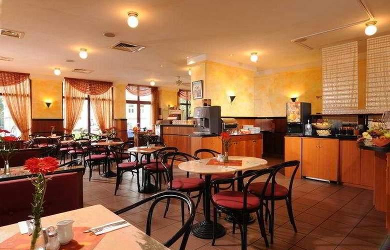 Azimut Hotel Nuernberg - Restaurant - 5