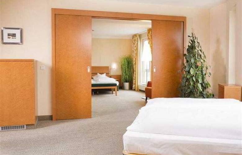 Best Western Premier Airporthotel Fontane Berlin - Hotel - 9
