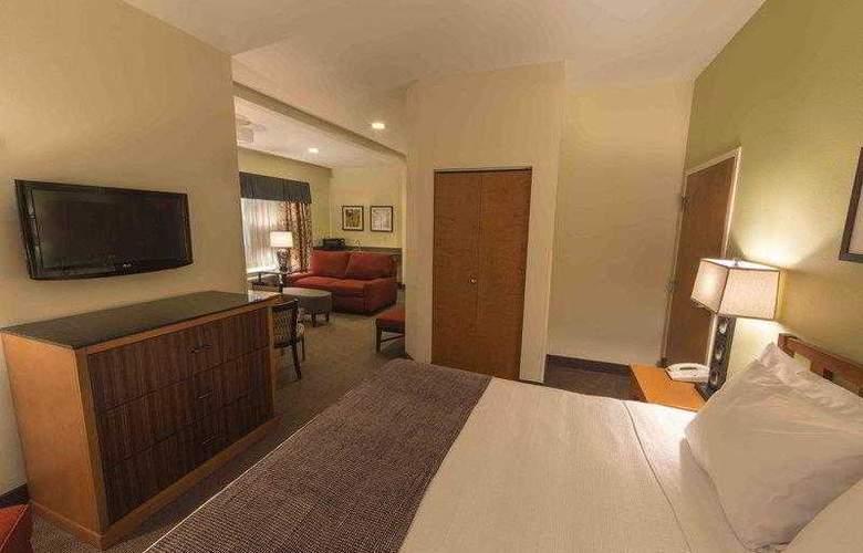 Best Western Rocky Mountain Lodge - Hotel - 1