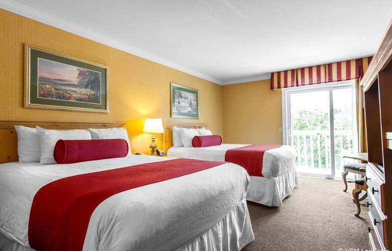 UpValley Inn & Hot Springs - Room - 3